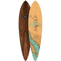 "Arbor Groundswell Fish 37"" Deck 2019"