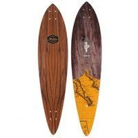 "Arbor Performance Groundswell Fish 37"" Deck 2019"
