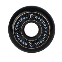 Ground Control Wheel 64mm 90A Black 2019