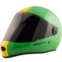 Predator DH-6 Skate Helmet - Rasta