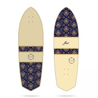 """Yow Padang Padang 34"""" Power Surfing Series Deck Only 2019"""