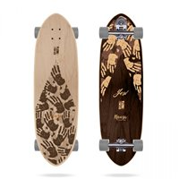 """Yow Noosa 35"""" - Classic Series Surfskate - Complet 2019"""
