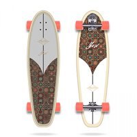"""Yow Malibú 36"""" - Classic Series Surfskate - Complet 2019"""