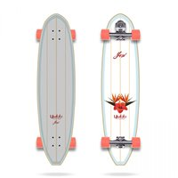 """Yow Waikiki 40"""" - Classic Series Surfskate - Complet 2019"""