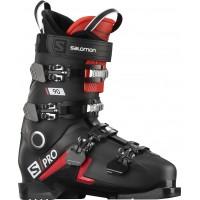 Salomon S/Pro 90 Black/Red/Belluga 2020