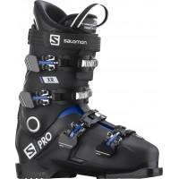 Salomon S/Pro XR IIC Black/Race Blue 2020