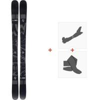 Ski Line Blend 2020 + Fixations de ski randonnée + Peaux19D0006.101.1