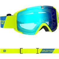 Salomon XView Neon Yellow/Uni Mid Blue 2020
