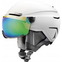 Atomic Savor Visor Stereo Plus White 2020