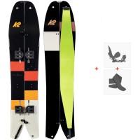 Snowboard K2 Split Bean Package 2020 + Fixations de splitboard + Peaux11D0000.1.1.144