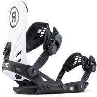 Fixation Snowboard Ride EX White 2020