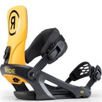 Fixation Snowboard Ride KX Mustard 2020