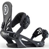 Fixation Snowboard Ride LX Black 2020