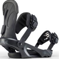Fixation Snowboard Ride LXH Black 2020