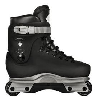 USD Seven Skates VII Black Silver