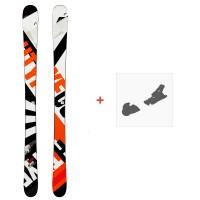 Ski Head Caddy Jr 2020 + Fixations de ski314069