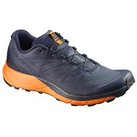 Salomon Shoes Sense Ride Navy Blaze/Bright Mar/Or 2019
