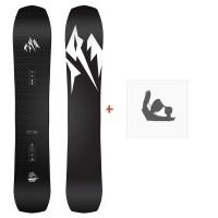 Jones Snowboard Carbon Flagship 2020 + Fixations de snowboardSJ200105