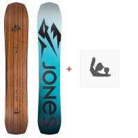 Jones Snowboard Flagship 2020 + Fixations de snowboardSJ200110