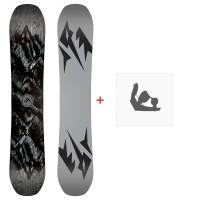 Jones Snowboard Ultra Mountain Twin 2020 + Fixations de snowboardSJ200140
