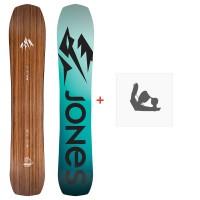 Jones Snowboard Women'S Flagship 2020 + Fixations de snowboardSJ200240