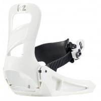 Fixation Snowboard K2 Mini Turbo Grey 2020