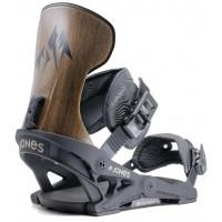 Fixation Snowboard Jones Apollo Black 2020