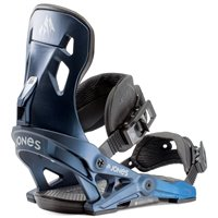 Fixation Snowboard Jones Mercury Navy 2020