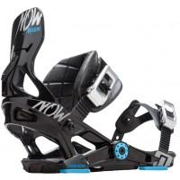 Fixation Snowboard Now Nx-Gen Black 2020