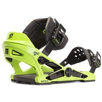 Fixation Snowboard Now Select Green 2020