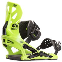 Fixation Snowboard Now Select Pro Green 2020