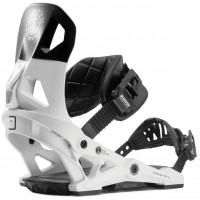Fixation Snowboard Now X Captain Fin White 2020