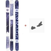 Ski Armada Arw 84 2020 + Fixations de skiRA0000152
