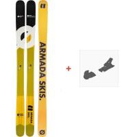 Ski Armada Bdog Edgeless 2020 + Fixations de skiRA0000164
