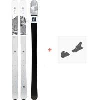 Ski Armada Victa 83 2020 + Fixations de skiRA0000106