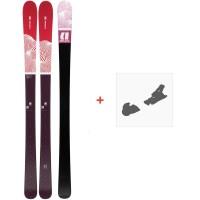 Ski Armada Victa 87 Ti 2020 + Fixations de skiRA0000108