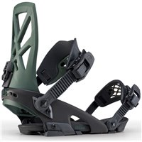 Fixation Snowboard Ride Capo Forest 2020