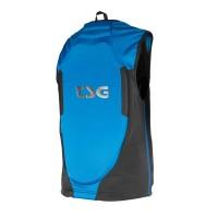 TSG Backbone Vest Junior Black/Blue 2020