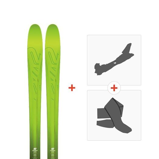 pack ski free rando