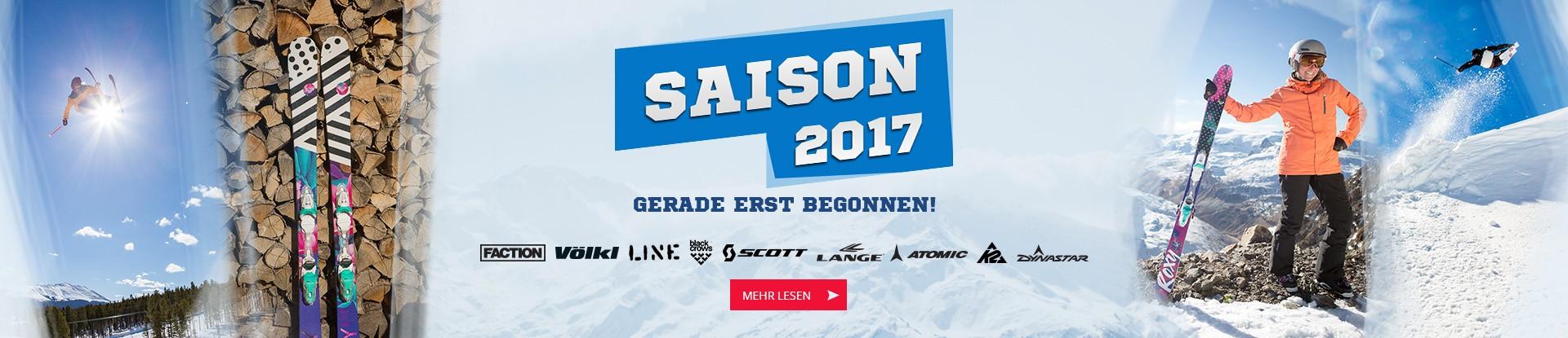 Saison 2017